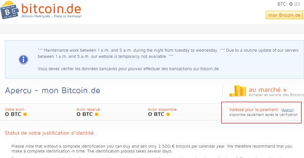 bitcoin.de avis