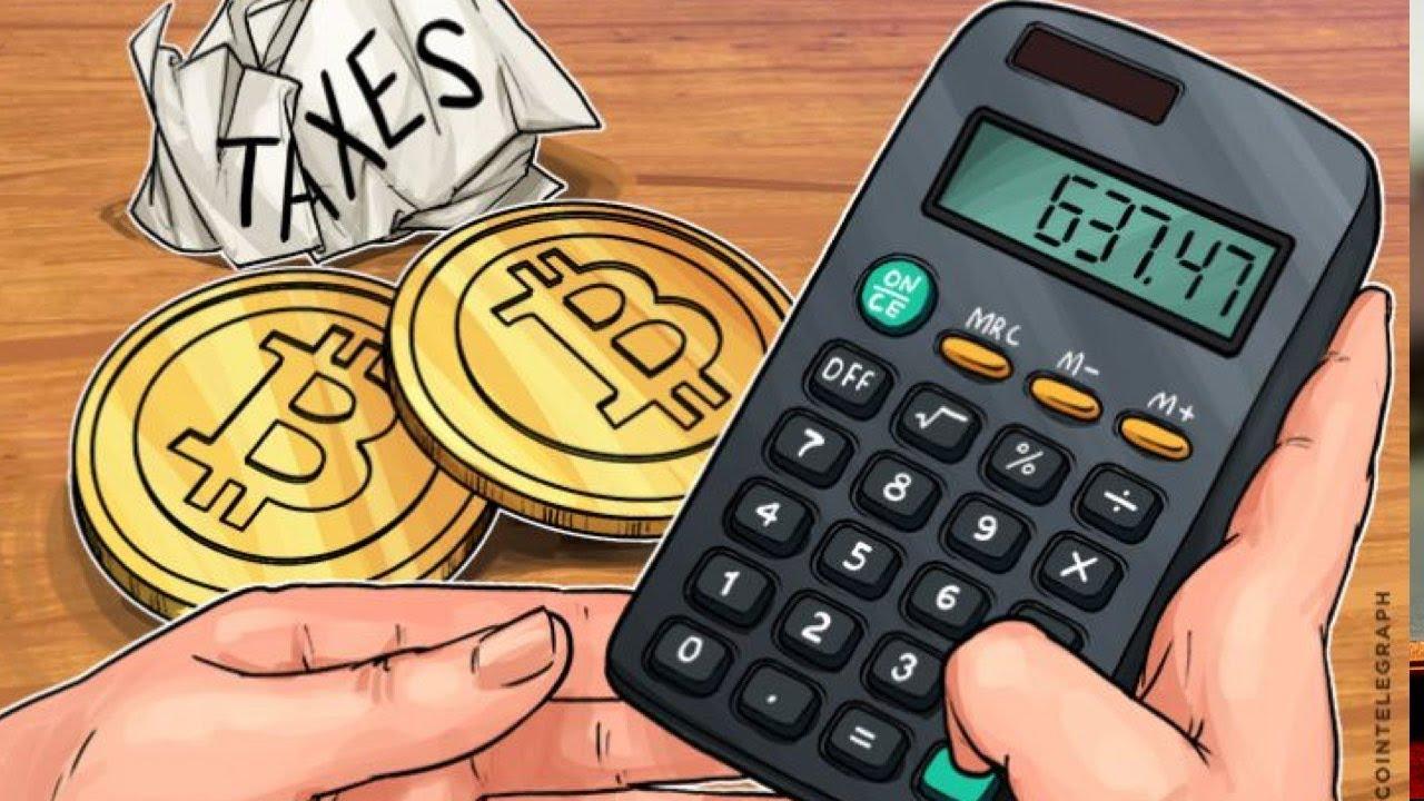Les taxe et impôts sur le bitcoin